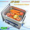 Digital Home Appliance Vegetable und Fruit Sterilizer Ultrasonic Cleaner