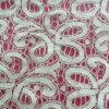 Tissu de lacet de cordon de crochet de coton