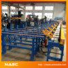 Découpage automatique complet de pipe et machine taillante