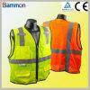 CE Reflective Jacket OEM для Road People (RC023)