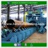 Frequenz-Steuerrohr-staubfreie Reinigungs-Granaliengebläse-Maschine