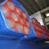 赤いコーティングが付いている4inの熱いすくいの電流を通された鋼管