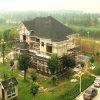 유럽을%s 호화스러운 Modern Installation Light Steel Villa House