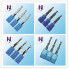Инструменты буровых наконечников шага резца карбида плоские