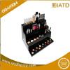Étalage cosmétique acrylique