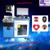 Promoción Chirstmas! Tela de cristal CO2 Nometal marcado láser de grabado máquina de corte, cortador láser, grabador (HSCO2-30W)