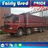 Camion- d'occasion 8X4 HOWO de prix bas à vendre