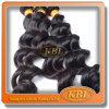 3AインドのVirgin Hair Loose Wave /Human Hair Weaving