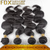 Extensões não processadas cruas do cabelo da fusão do Virgin (FDXI-PB-0089)