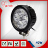 40W Round LED Work Light für Offroad