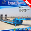 2 asse Excavator Low Bed Trailer per il Mali