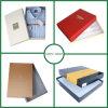 Caixa de embalagem de papelão de cor personalizada para roupa de sapatos