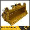 Cubeta quatro da máquina escavadora de China da alta qualidade em uma cubeta