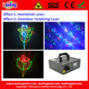 Luz del disco de la luz laser de la nueva animación multi de los efectos que centellea