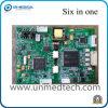 Placa do multiparâmetro para a monitoração paciente: NIBP, SpO2, ECG
