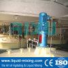 Mezclador industrial vertical para el producto químico, alimento, cosméticos, productos farmacéuticos