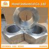 Noix Hex de dispositif de fixation d'acier inoxydable (DIN934)