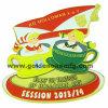 Kundenspezifisches Karnevals-Andenken-Geschenk-Metallabzeichen