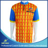 カスタムClubまたはTeamのためのSublimation Men Sports Bowling Shirts