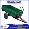 3 tonnellate di Single Axle Farm Trailer per Tractor Jinma Bomr Yto