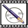 De tube électronique solaire tout-verre