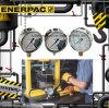 Fuerza hidráulica Serie GF y manómetros original Enerpac