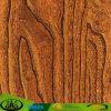 Papel impreso decorativo del grano de madera impermeable