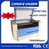 Máquina de corte por laser de metal em folha de plástico Ck6090