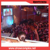 Parete dell'interno locativa del video di Showcomplex P2.5 LED