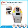 Máquina de soldadura do ponto do laser da elevada precisão da tabela 200W para a jóia