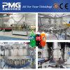 La botella plástica perfecta carbonató la cadena de producción de relleno de la bebida de la bebida máquina
