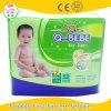 2017 constructeurs remplaçables mous superbes de couche-culotte de bébé dans la couche-culotte de bébé de la Chine pour le bébé