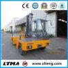 Chariot gerbeur du chargeur 3t latéral hydraulique avec le mât de 4.8m