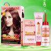 Geschwindigkeit60 Ml*2 shine-Haar-Farben-Sahne-Haar-Farbe 6.65 (Burgunder)