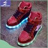 Chaussures légères des enfants occasionnels neufs DEL de type