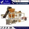 半自動フライアッシュの空のブロックの固体煉瓦作成機械