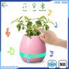 Crisol de flor elegante de la música del tacto del altavoz LED de Bluetooth