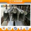 Profil en aluminium d'extrusion de qualité populaire dans la région de l'Asie