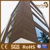 Revestimiento de madera de la pared exterior del compuesto WPC del surtidor chino