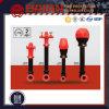 Duktiler Pfosten-Feuer-Hydrant des Roheisen-BS750