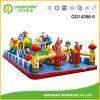 Jouet gonflable de jeu de glissière de château pour le parc d'attractions de Childern