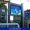 Étalage d'écran extérieur polychrome de P8 DEL pour la publicité