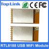 Module sans fil de vente chaud du WiFi encastré par USB rf de 150Mbps Realtek Rtl8188
