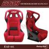 Wirbel-Stärke spät rot und schwarzer erwachsener Auto-Zusatzsitz FRP, der Sitz läuft