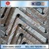 Q195-Q420 Series Grade und Equal Type Afrika Angle Steel Bar, Steel Angle Bar