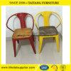 Heiße Verkaufs-Gaststätte-stapelbarer Metallstuhl