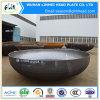 Pista elipsoidal servida para el producto químico del tratamiento de aguas