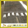 Prefabricated Tropic Brown Granite Kitchen Countertop Slab