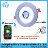 2015 nieuwe LED Light 12W Build in Bluetooth Speaker