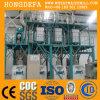 Moinho de farinha automático do milho do fabricante de China, maquinaria da fábrica de moagem do milho
